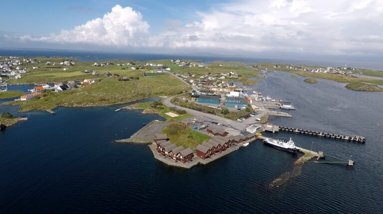 Video: Meeresangeln auf Kvitsøy